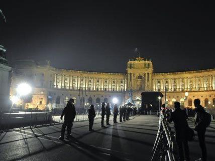 Am 1. Febraur findet am Heldenplatz eine Mahnwache anlässlich des Akademikerballs statt.