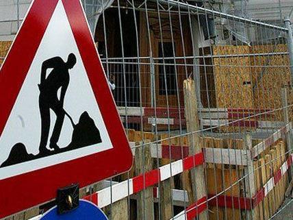 Wegen Sanierungsarbeiten kommt es zu einer Sperre auf der Wiener Thaliastraße.