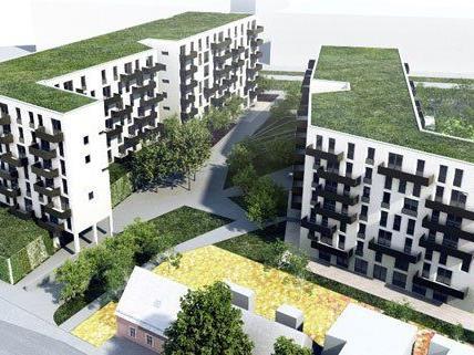 Schon jetzt kann man sich für die neuen Smart-Wohnungen in Simmering vormerken lassen.