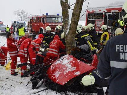 Am Dienstagvormittag ereignete sich ein schwerer Unfall