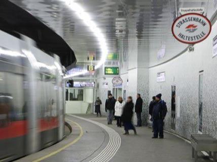 907 Millionen Fahrgäste nutzten 2012 die Wiener Linien.