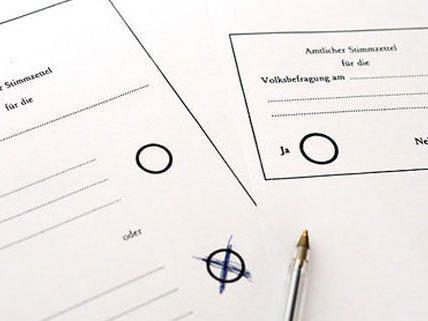 Der Termin für die Wiener Volksbefragung wurde endgültig fixiert.