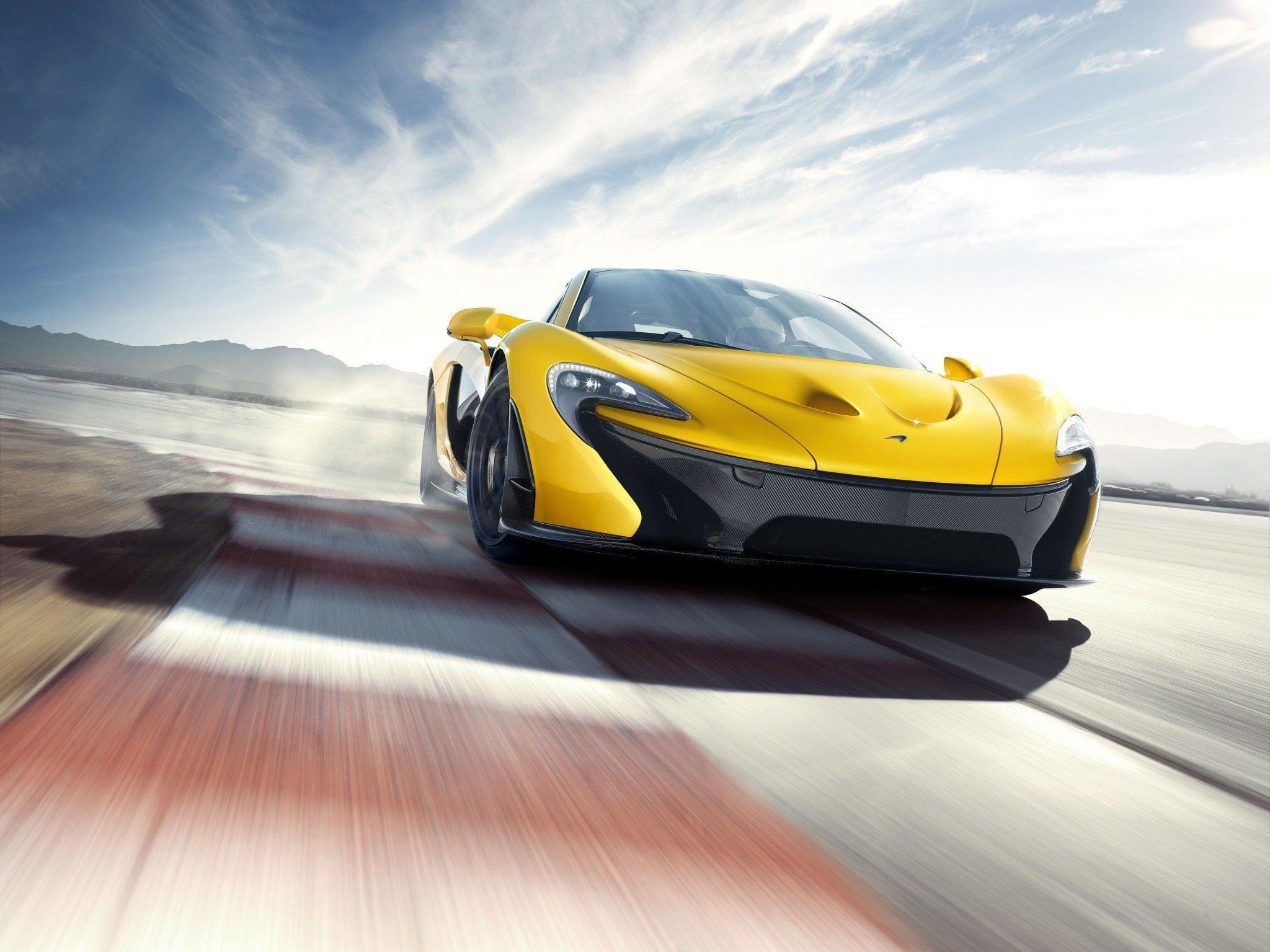 Mit Hybrid-Motor bis zu 350 km/h schnell - Der neue McLaren P1.