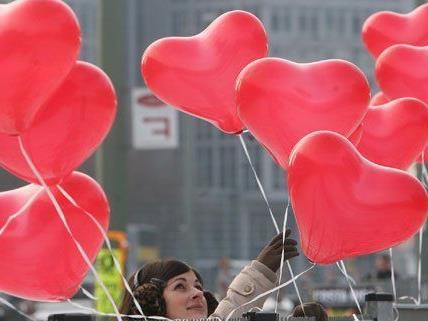 So feiert Wien den Valentinstag