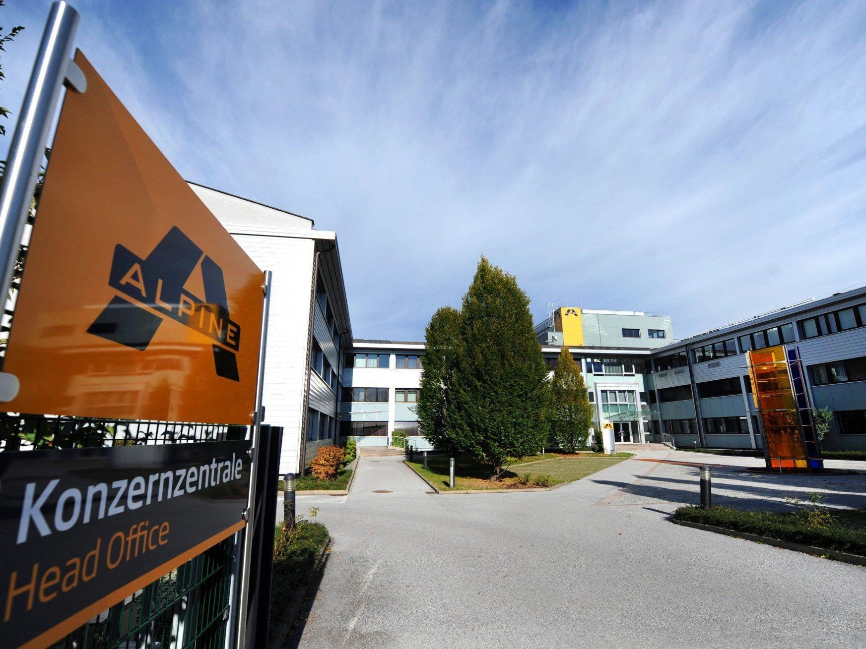 Im Brief heißt es, der Alpine-Mutterkonzern FCC mit Sitz in Spanien bietet der Alpine insgesamt 246 Mio. Euro Eigenkapital.