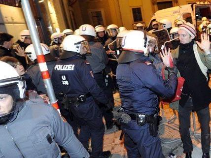 Wiener Polizei wehrt sich gegen Kritik der FPÖ