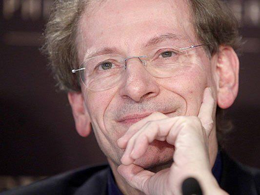 Philharmoniker-Vorstand Clemens Hellsberg wird für sein Engagement geehrt