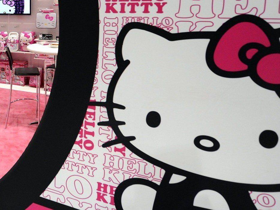 Am Donnerstag eröffnet der Hello Kitty-Store in der Wiener Lugner City.
