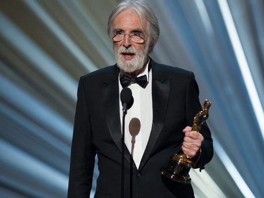 Michael Haneke wurde mit einem Oscar ausgezeichnet