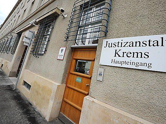 Arsen-Morde: In der Justizanstalt Krems sitzt Bogumila W. derzeit in U-Haft