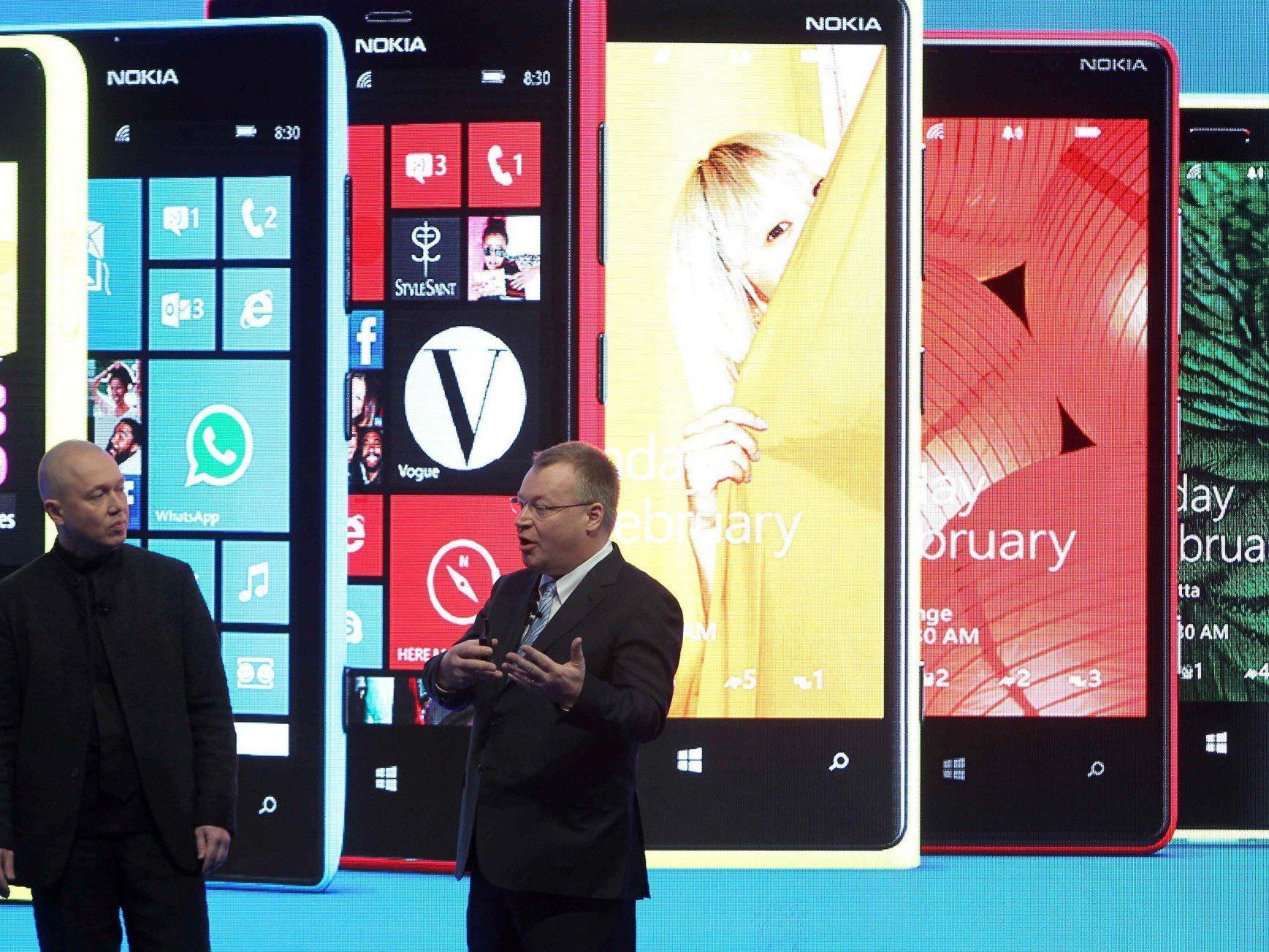 Am Mobile World Congress kündigten Nokia und andere Hersteller günstigere Smartphones an.