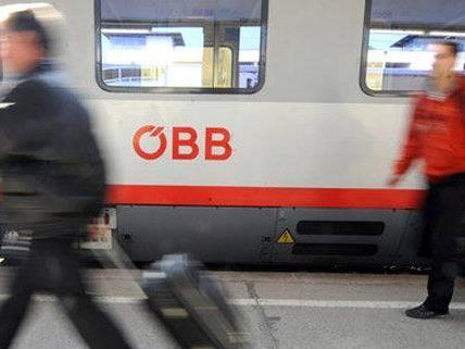Ein Exhibitionist befremdete eine Frau in einem Zug mit seinem Tun