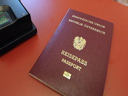 Zahlreiche Neo-Österreicher durften sich 2012 über einen neuen Reisepass freuen