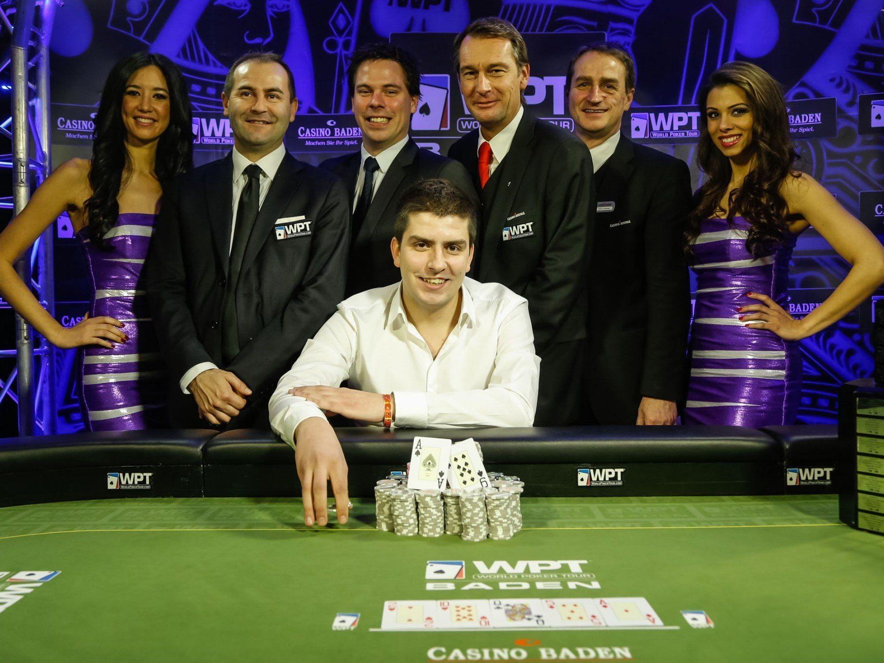 Erfolgreiches Austrian Poker Festival im Casino Baden