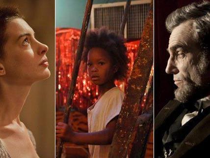 Die besten Schauspieler Hollywoods stellen sich bei den Oscars einer Jury