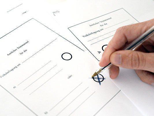 Wiener Volksbefragung vom 7. bis 9. März 2013