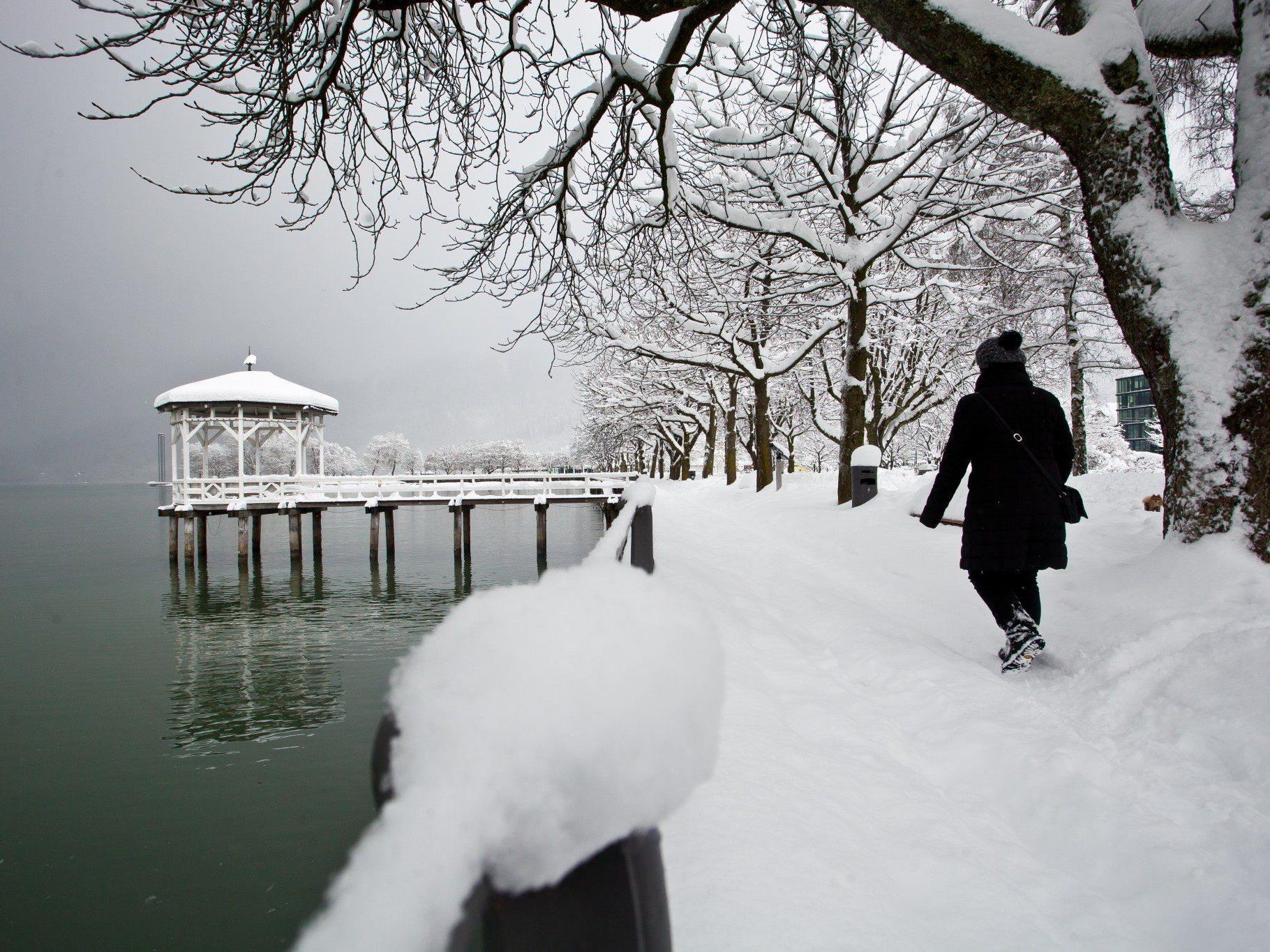 Der Winter 2012/13 war laut ZAMG der trübste seit 110 Jahren.