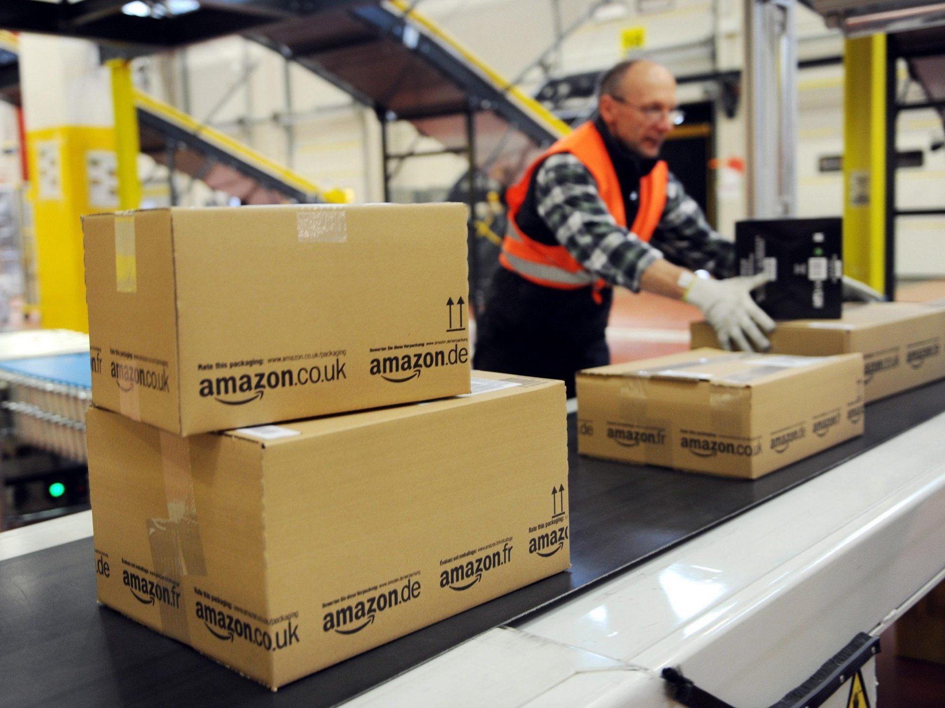 """Skandal um Arbeitsbedingungen bei Amazon - """"AmazonNeinDanke""""-Seite mit 2.000 Unterstützern"""