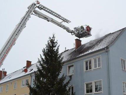 Am Mittwoch hat es in Wiener Neustadt gebrannt.