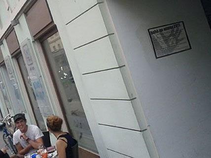 Das Cafe Rosa ist derzeit heiß umstritten