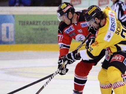 Die Vienna Capitals peilen den dritten Sieg im dritten Spiel der Best-of-Seven Serie an.