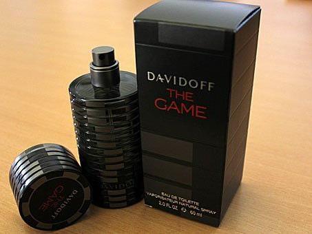 """Wir verlosen zwei Fläschchen des Davidoff-Parfums """"The Game""""."""