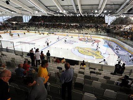 Im Wiener Eissportzentrum in Kagran werden wieder einige ehemalige NHL Größen auf dem Eis stehen.