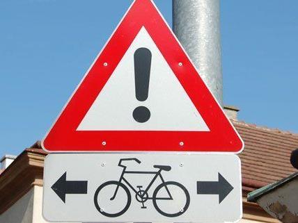 Bis Juni soll der Radweg in der Wiener Innenstadt ausgebaut werden.