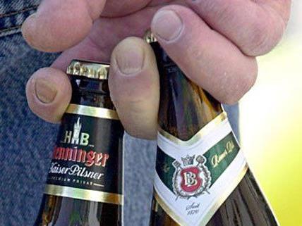 Der Wurf mit der Bierflasche hatte tödliche Folgen.