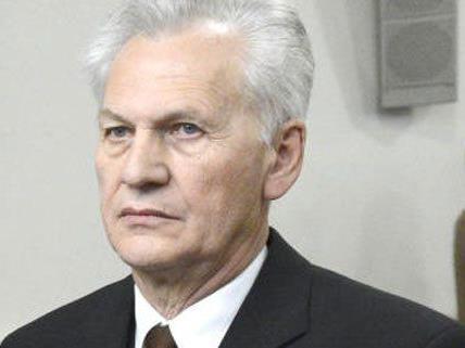 Der Treuhänder Ernst Hable ist am Dienstag in Wien freigesprochen worden.