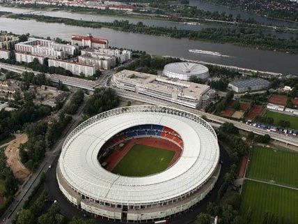 Wien hat nicht genügend Sportstätten für Olympia, eine Bewerbung würde einen Bauboom auslösen.