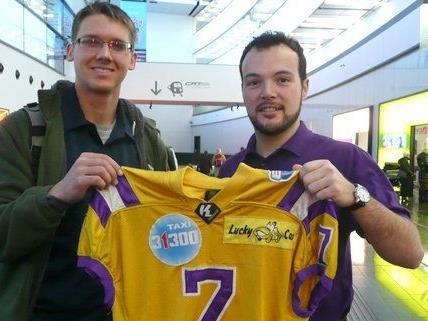Michael Zweifel soll die Vienna Vikings in der kommenden Saison zur Titelverdeidigung verhelfen