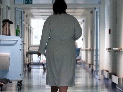 In den Wiener Spitälern bleiben die Patienten durchschnittlich sieben Tage.