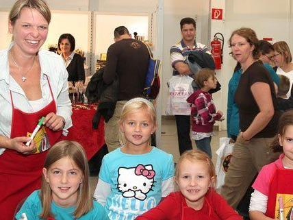 VIENNA.AT verlost drei Familienkarten für die Kreativmesse Ost.