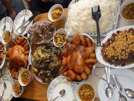 Die traditionelle kurdische Küche überrascht mit vielseitigen Gerichten.