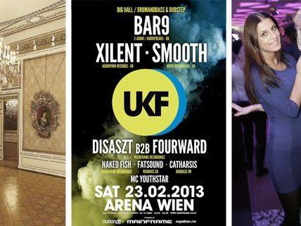 An diesem Wochenende warten wieder einige Highlights auf das Wiener Partyvolk