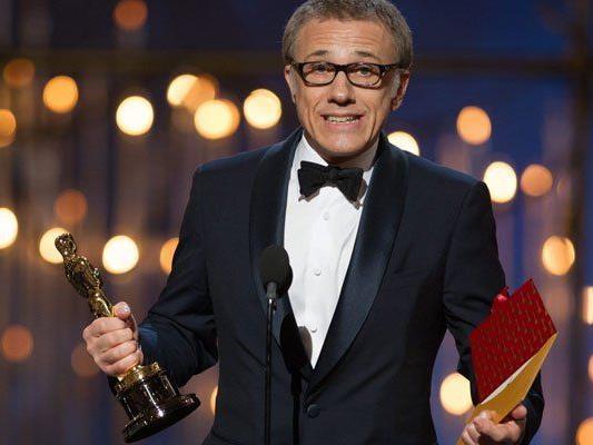 Schauspieler triumphierte nach 2010 mit zweitem Oscar bei der Verleihung in Hollywood.