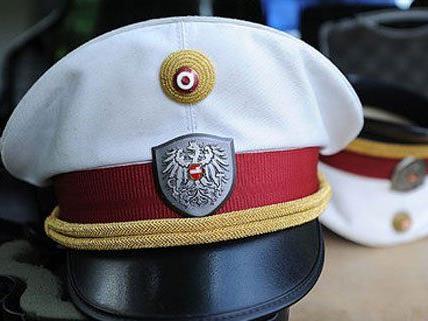 In der Nacht auf freitag wurde ein Polizist bei einem Einsatz in Wien-Penzing verletzt.
