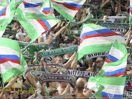 Die Rapidfans wollen im 304. Wiener Derby endlich wieder einen Sieg ihrer Mannschaft sehen
