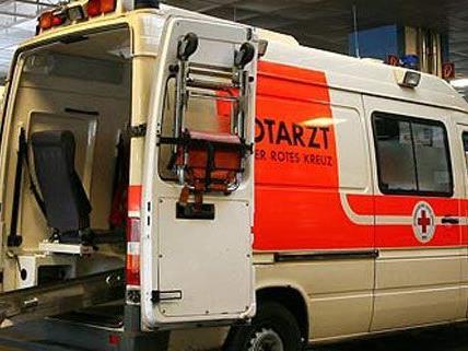 Ein Mann mit abgetrenntem Glied wurde in Wien-Simmering aufgefunden.