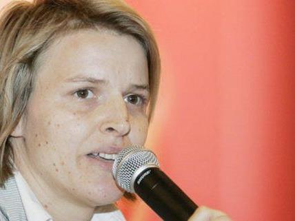 Anja Richter sprach sich klar für eine Bewerbung von Wien als Austragungsort der Olympischen Spiele aus