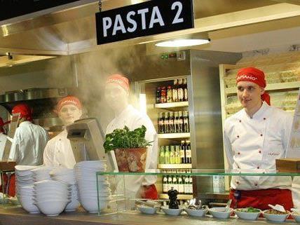 Bislang gab es von den Vapiano-Mitarbeitern noch keine Beschwerden über einen fehlenden Betriebsrat.