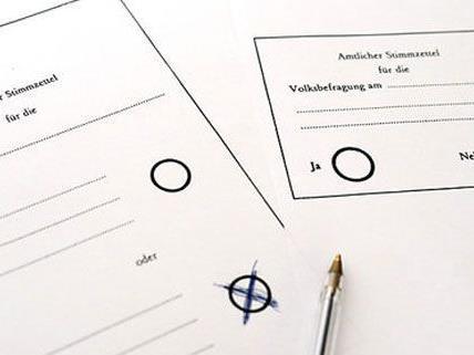 Die Wiener Volksbefragung findet im März statt.