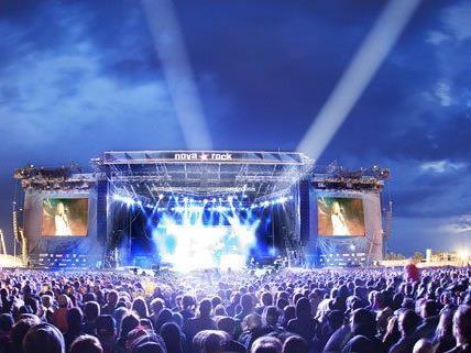 Das Line-Up für das Nova Rock 2013 füllt sich