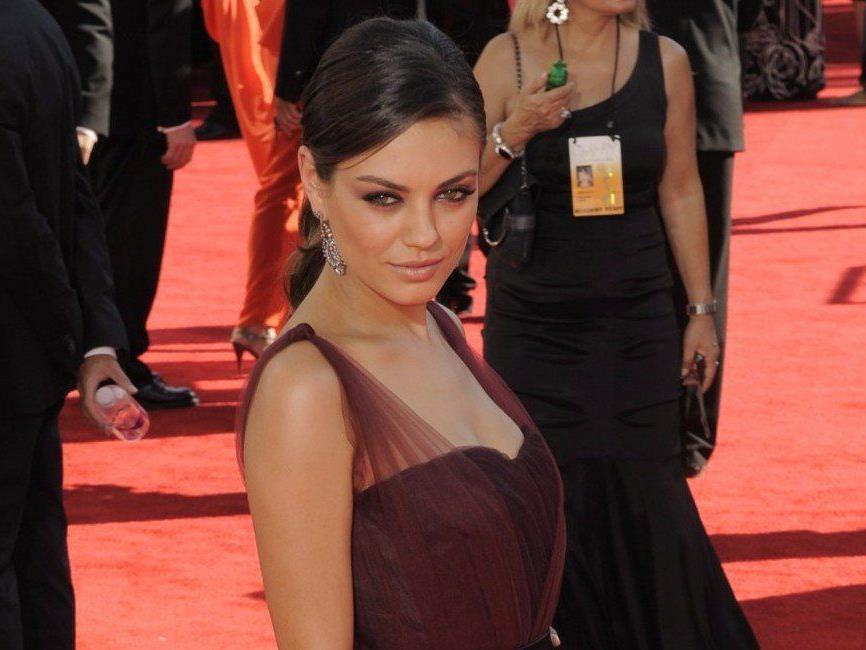"""Mila Kunis wird nicht die Hauptrolle in """"Fifty Shades of Grey"""" spielen."""