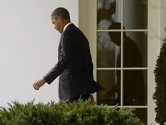 Obama der einzige (Halb-)Schwarze in der Regierung