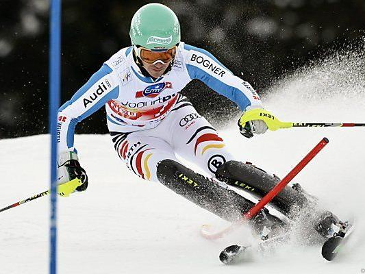 Neureuther fuhr seinen fünften Weltcup-Sieg heraus