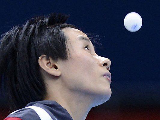 Liu Jia und ihre Kolleginnen wieder ganz oben
