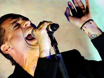 Depeche Mode veröffentlichen Album im Voraus online