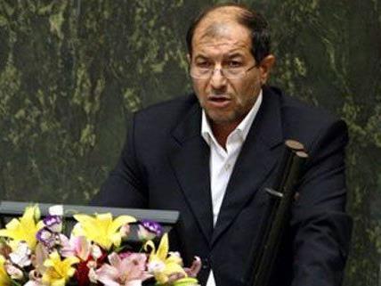 """""""Stop the Bomb"""" kritisierte Wien-Besuch von Irans Innenminister"""